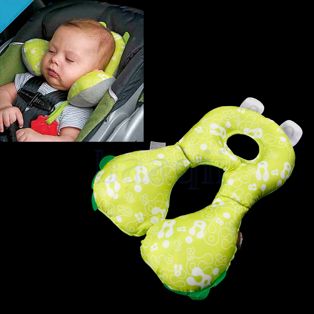 Cute Infant Baby Neck Saver Protector Head Support Pillow